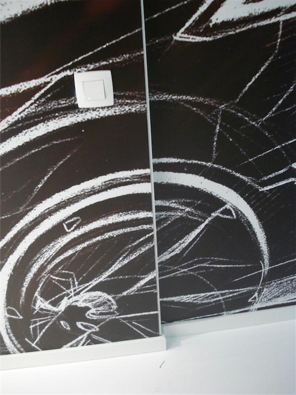 Impression digitale - Signalisation d'intérieur