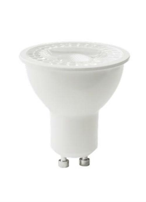 Faretti LED GU10 COB Triac Dimmer - 3/5/7W opaca 3000/6000K 200/346/556lm