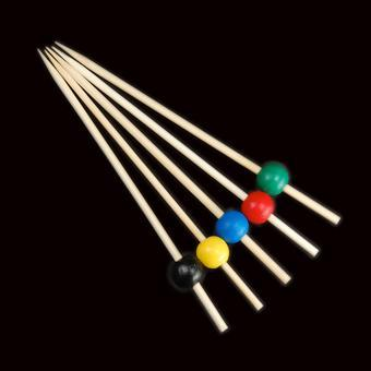 B63 Skewer 12.5cm 100pcs/set - null