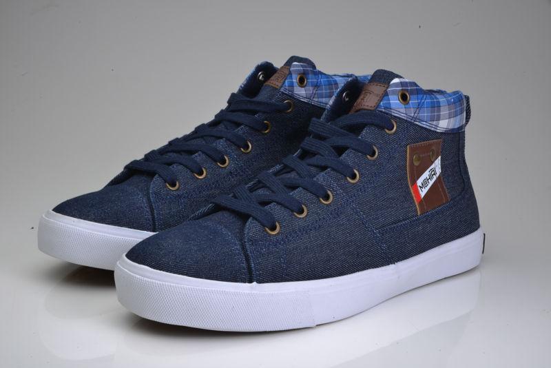 Casual Wear Shoes - M@hiri Tartan and leather finish