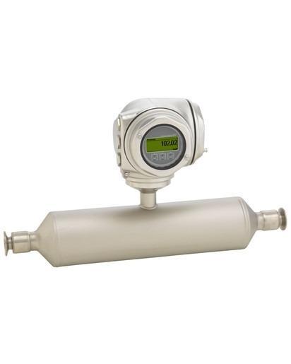 Proline Promass I 300 Misuratore di portata Coriolis - Misura in linea della viscosità e della portata