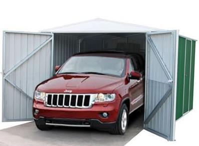 Garage en métal - null