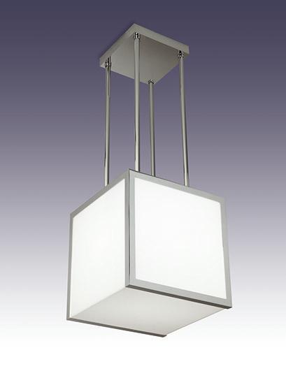 Cubic pendant light - Model 2075 S