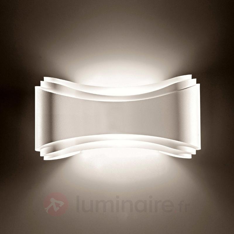 Applique design Ionica blanche - Appliques design