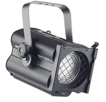 Halogen spotlights - LDR Suono F 650 Plus white