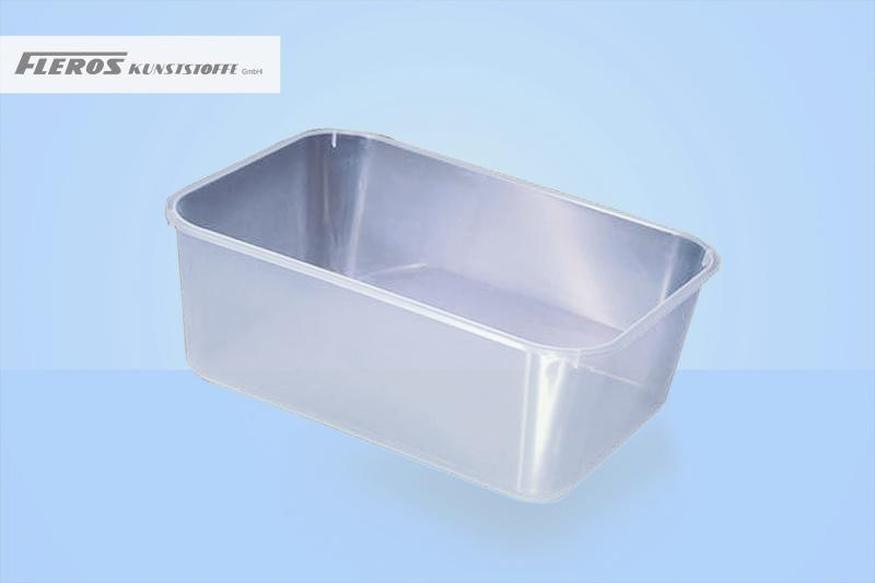 Rectangular bowls - SR 2.000 rectangular counter bowl