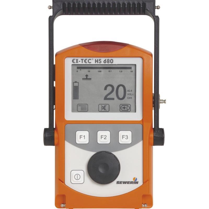 EX-TEC GA 680 / 660 / 650 / 610 - Détection de fuites de gaz sur installations extérieures