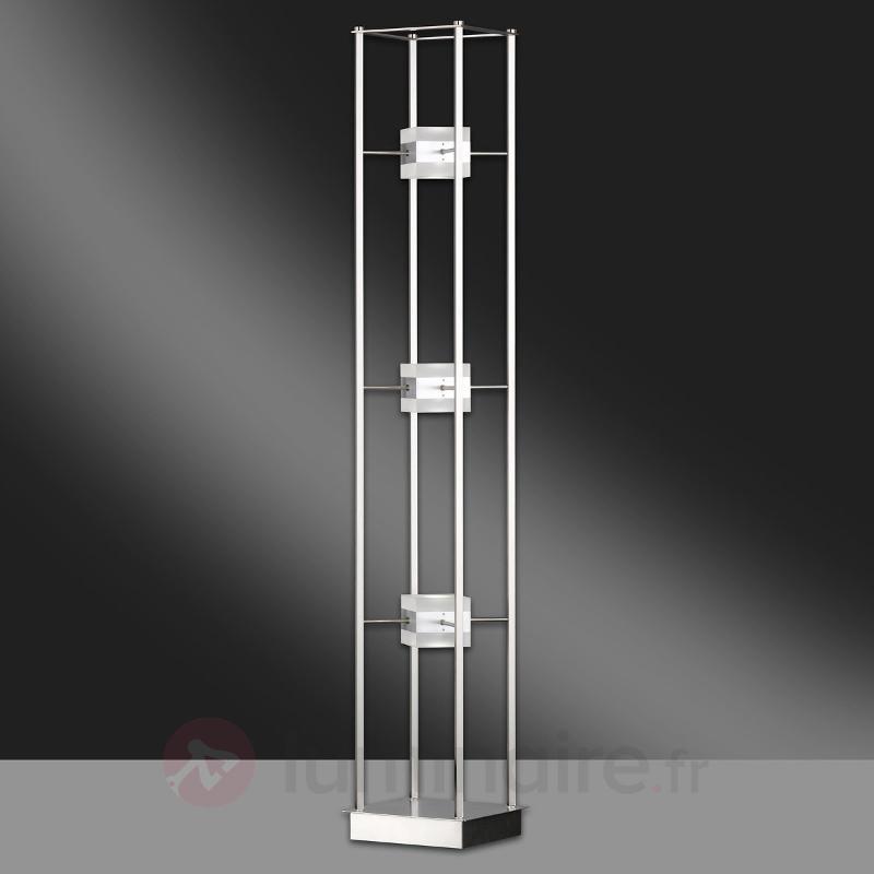 Lampadaire LED Tetra extrêmement décoratif - Lampadaires LED