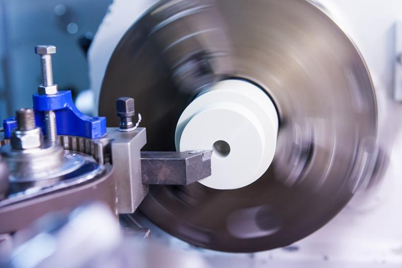 CNC-Drehen (Kunststoff) - null