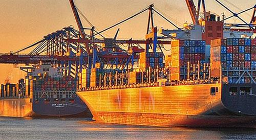 Sea freight - services