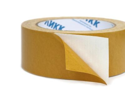 Duct Tape - Adhesive-transferring tape, reinforced with a polymer network