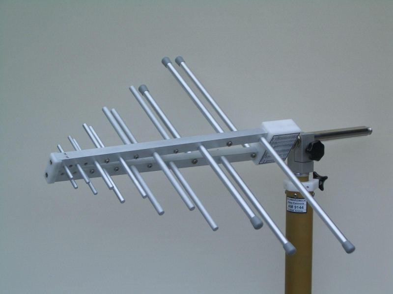 Antenne de mesure - Antenne log periodique