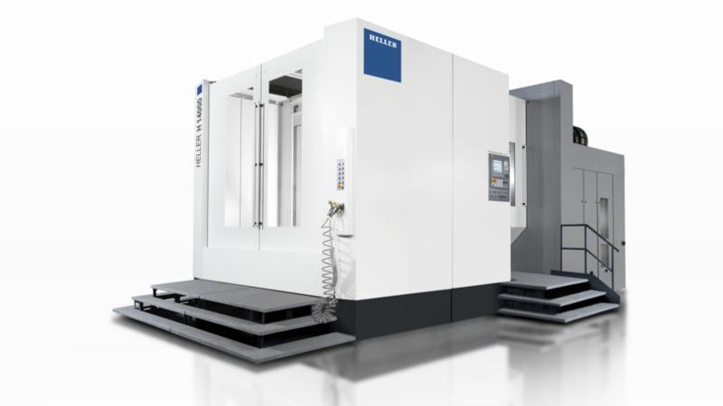 4-Axis Machining Centres - H series