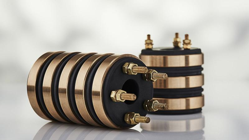 Slip rings - When it's mechanical and electrical