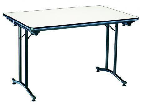 Table pliante rimini 120 x 80 cm - Mobilier Intérieur