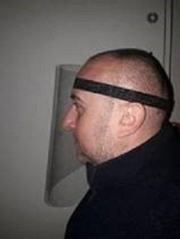 Gesichtsschutz, Schutzvisier, Face Shield, Faceshield -