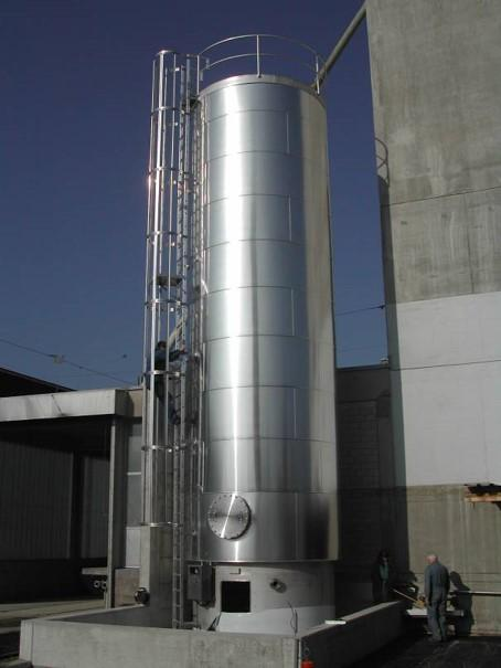 Plants, apparatus, pressure vessels construction - for global use