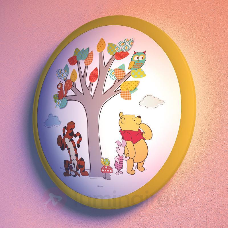 Applique LED Winnie l'ourson - Chambre d'enfant