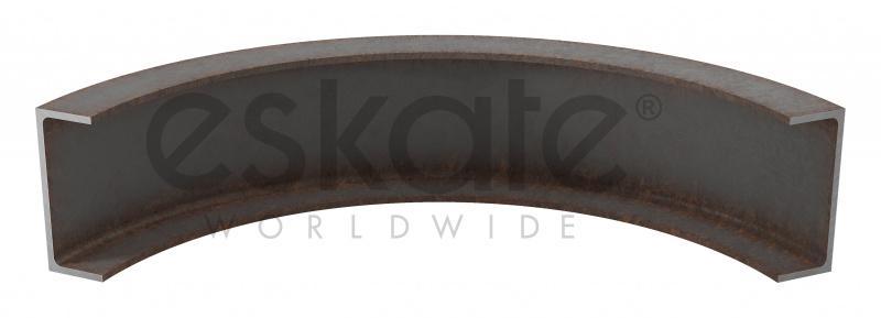 Profilbiegen - U-Profil innen (y-y) - Wir biegen Stahl- und Edelstahlprofile in unterschiedlichen Abmessungen auf Maß!