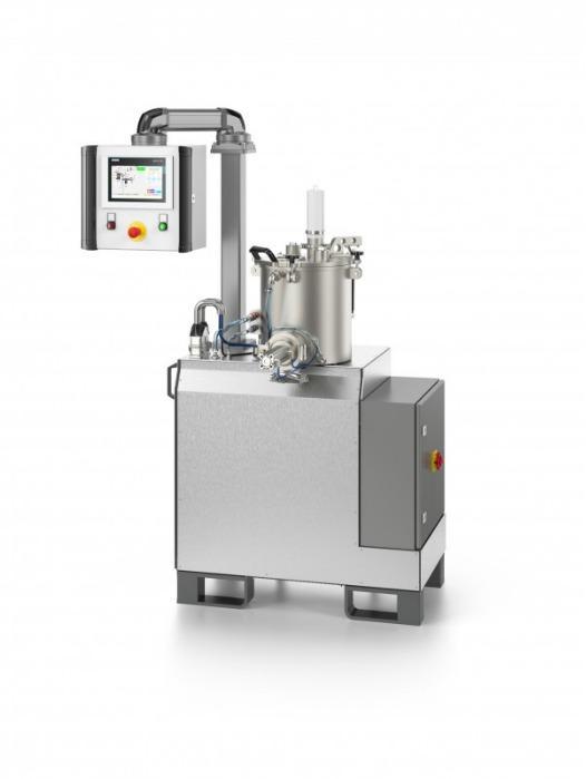 MIXACO Laboratory Mixer HM LAB - The MIXACO Laboratory Mixer HM LAB  is a modular laboratory mixer.
