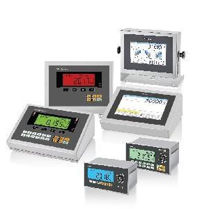 BAYKON DIGITAL LC INDICATORS & TERMINALS - BAYKON BX2nD / BX3nD / BX6nD digital LC indicator / terminal series designed for