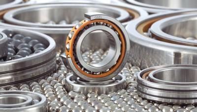 High precision ball bearings - null