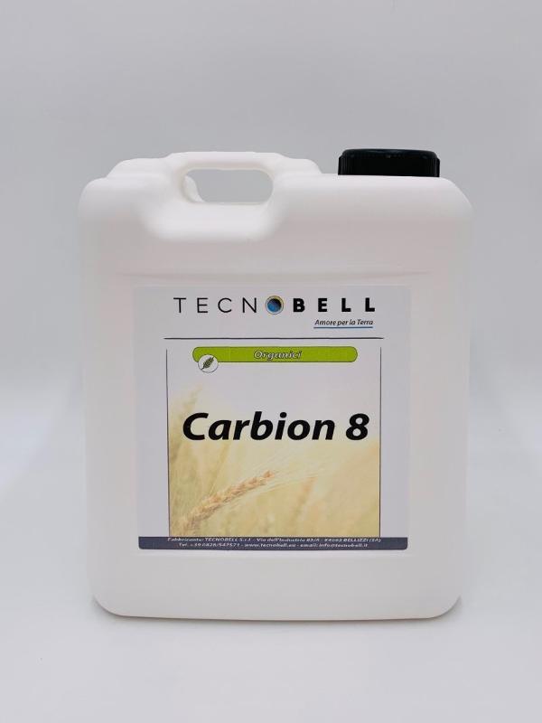 CARBION 8 Biostimolante - FERTILIZZANTI ORGANICI