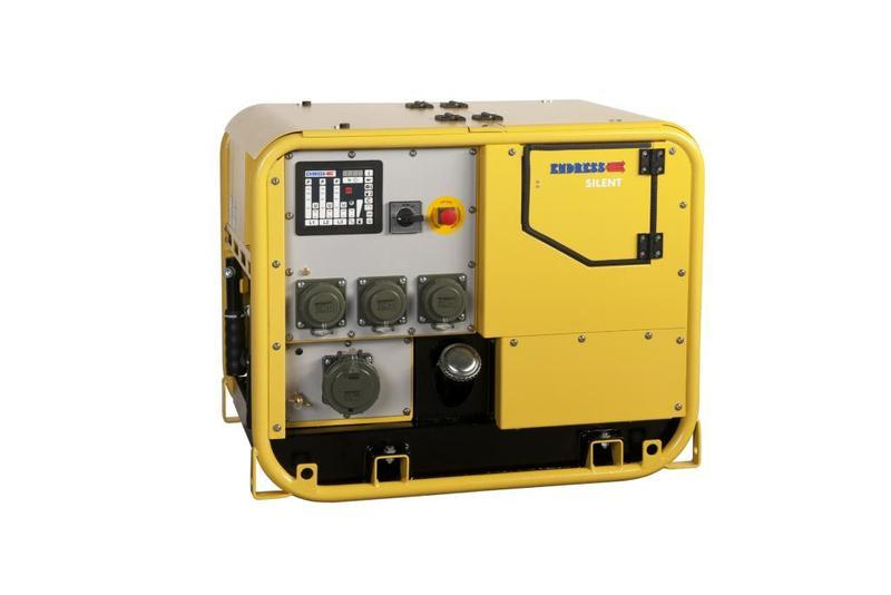 Generators for Fire & Rescue - ESE 607 DBG ES DIN