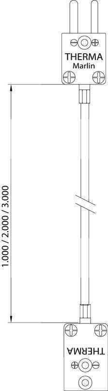 Extension - Thermocouples Accessories