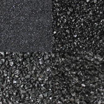 Купершлак для пескоструя (граншлак) - Пескоструйный гранулированный абразивный порошок в мешках и биг-бэгах МКР