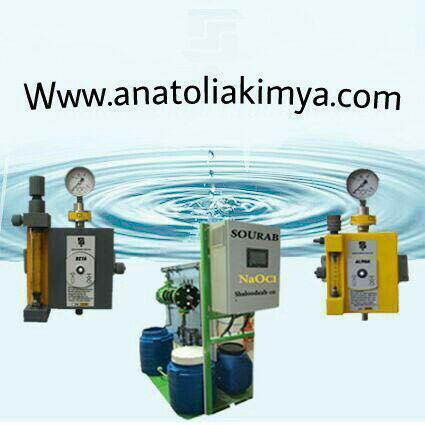Klor dozaj pumpasi , Tuz elektroliz cihazlari , sodyom hypok