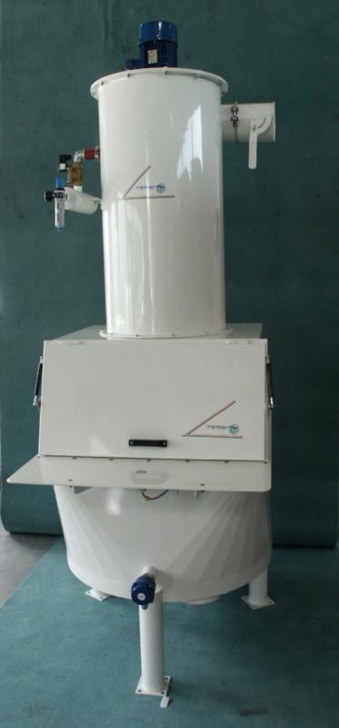 Dévouteur doseur type DZR - Unité de dévoutage et dosage pour les matériaux en vrac à mauvaise coulabilité
