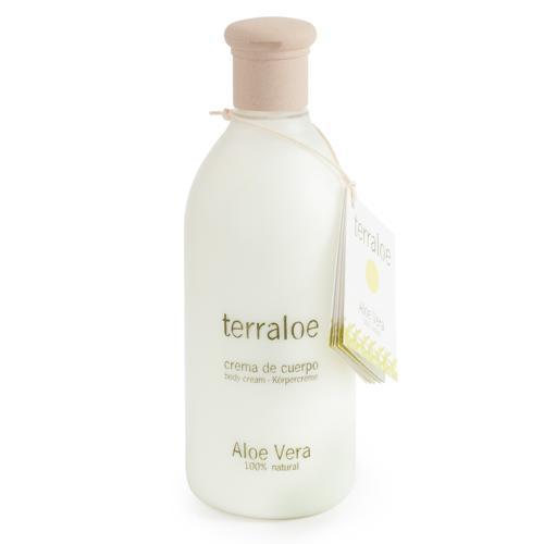 Crema de Cuerpo Terraloe  - Crema de Cuerpo Terraloe Hidratante y Reafirmante