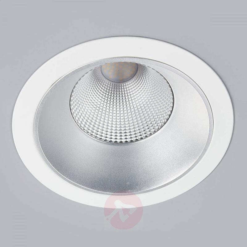 Powerful Jannis LED downlight - indoor-lighting