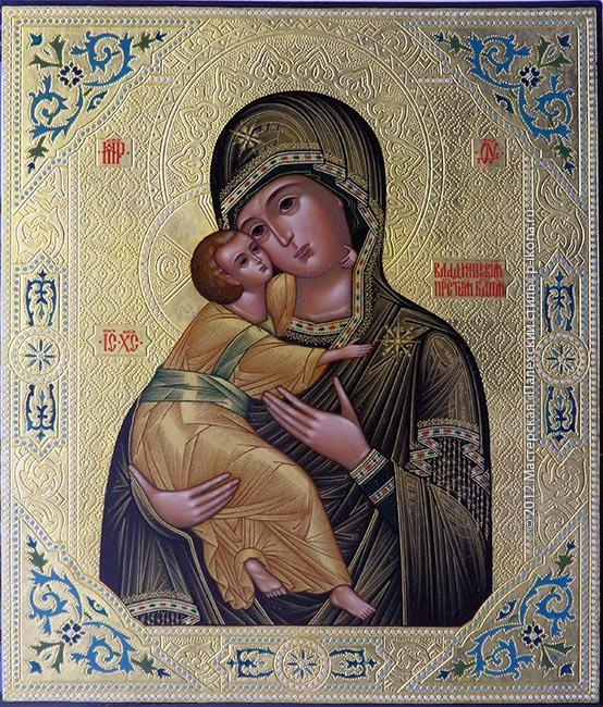 Theotokos of Vladimir - null