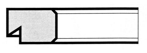 R2 A gradino - Produzione di fasce elastiche raschiaolio a Milano