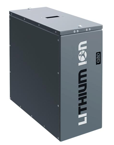 Lithium ion batteries for rail applications - null