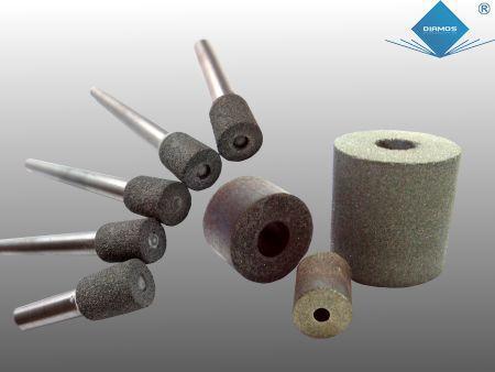 Meules diamant  / CBN résine et liant céramiqu 1A1W – 1A8W – -