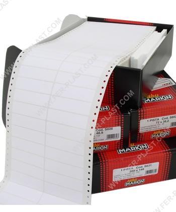 Etichette su modulo - Marcatori e stampanti