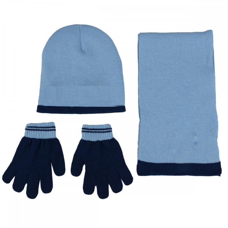 3x Echarpes et bonnets et gants Minions - Bonnet Gant Echarpe