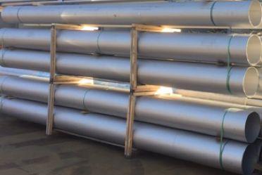 X80 PIPE IN ALGERIA - Steel Pipe