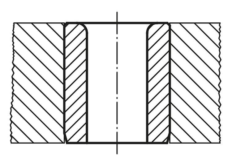 Douille de perçage cylindrique DIN 179 - Douilles de perçage