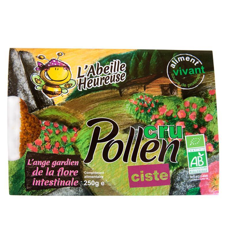 Pollen ciste - Biologique et surgelé