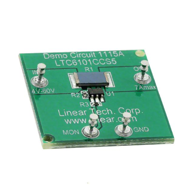 LTC6101 CURRENT SENSE DEMO BOARD - Linear Technology DC1115A