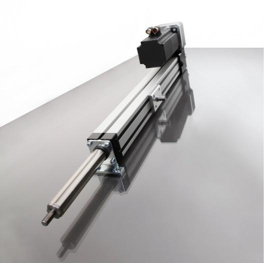 Elettrocilindro SLZ 63 - Applicazioni con carichi pesanti