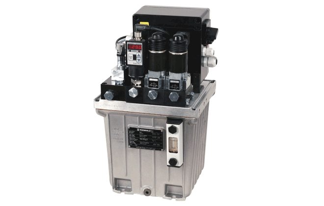 Power unit 0.82 l/min - Article ID 8405105T