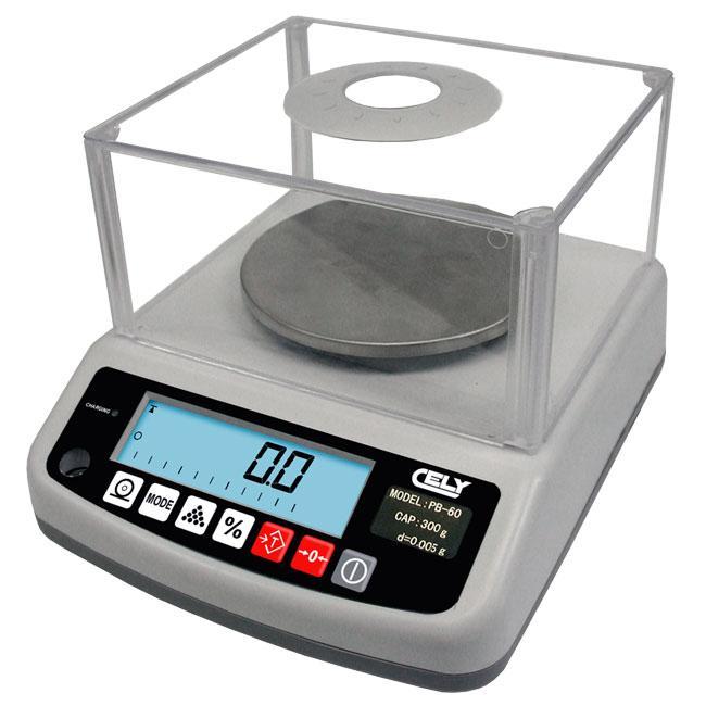 Serie PB-60 - Balanzas de precisión