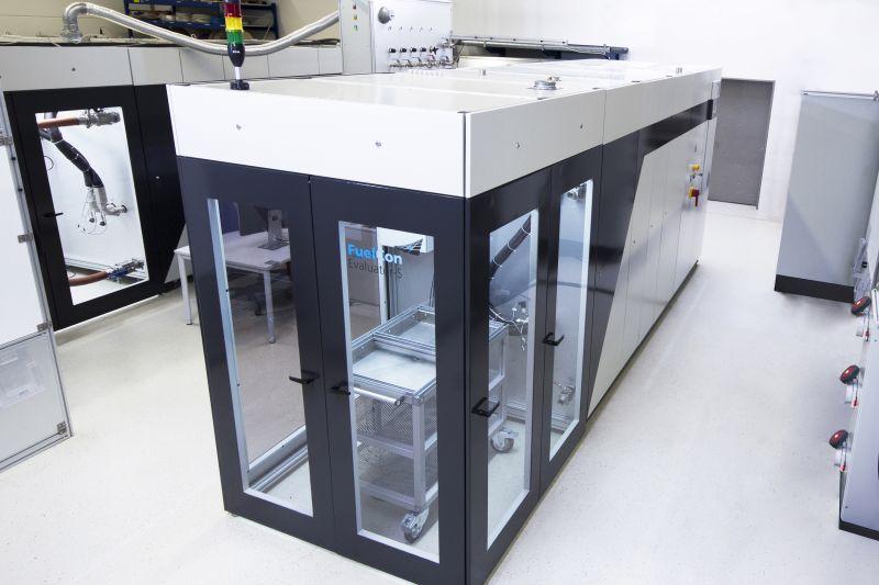 Prüfstand für PEM-Stacks und Brennstoffzellensysteme - Prüfstand für das Testen von PEM-Komponenten bis 50 kW