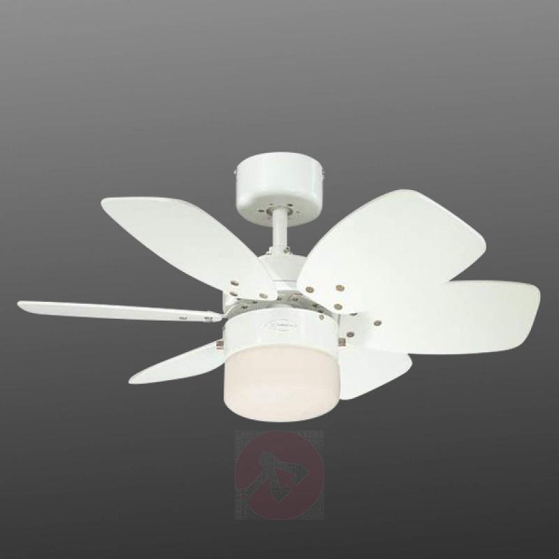Ceiling fan Flora Royale with light - fans