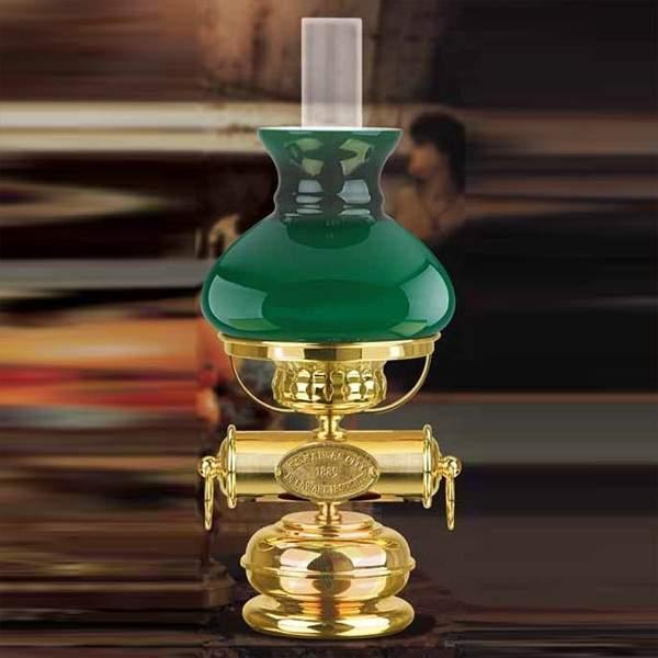 Elegant table lamp APHRODITE, diameter - 14.5 cm - Table Lamps